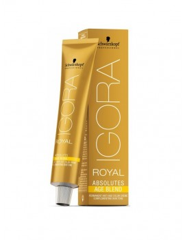 Coloración IGORA ROYAL ABSOLUTES AGE BLEND Schwarzkopf
