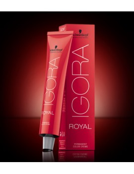 Coloración IGORA ROYAL METALLICS Schwarzkopf