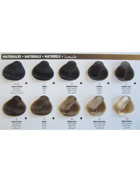Coloración sin amoníaco COVERCOLOR NATURALES Maurens