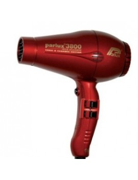 Secador 3800 eco friendly Parlux rojo
