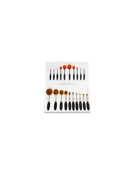 MULTIPURPOSE MAKEUP BRUSH (10 UNIDADES)