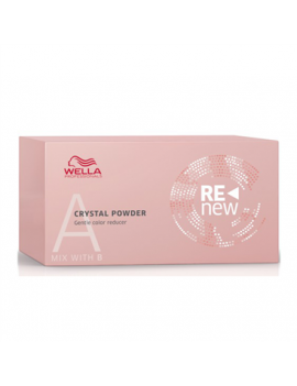 crystal powder reductor del color wella