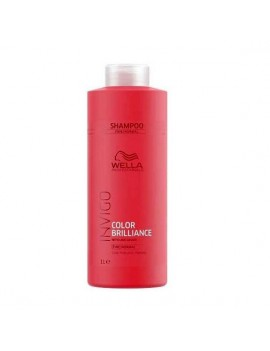 Champú Brilliance Cabellos Coloreado Grueso 1000 ml Wella