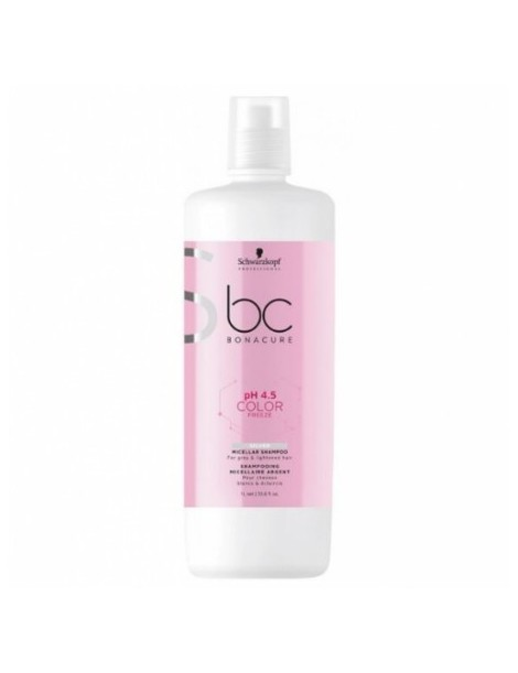 Champú Bonacure Color Freeze 1250 ml Schwarzkopf