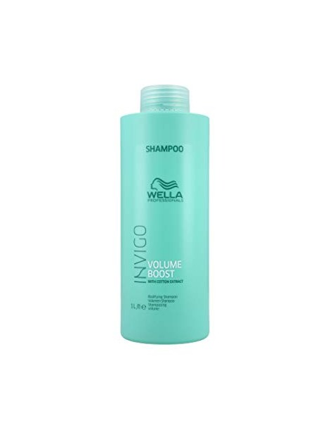 Champú Care Enrich volumen cabello normal o fino 1000ml Wella