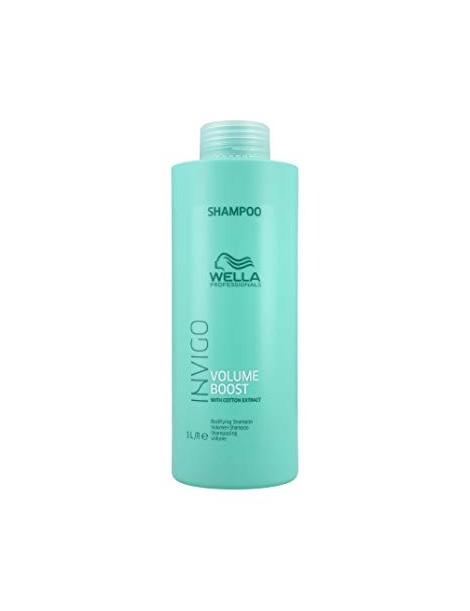 Champú Care Enrich volumen cabello normal o fino 1000ml Wella