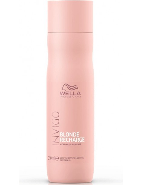Champú color recharge cool blonde 250 ml Wella