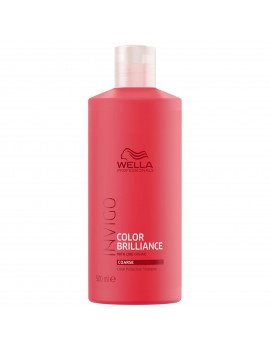 Champú Brilliance cabello color/grueso 500 ml Wella
