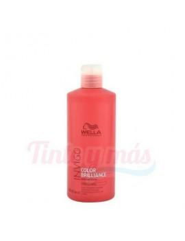 Brilliance champú cabello color/fino 500 ml Wella
