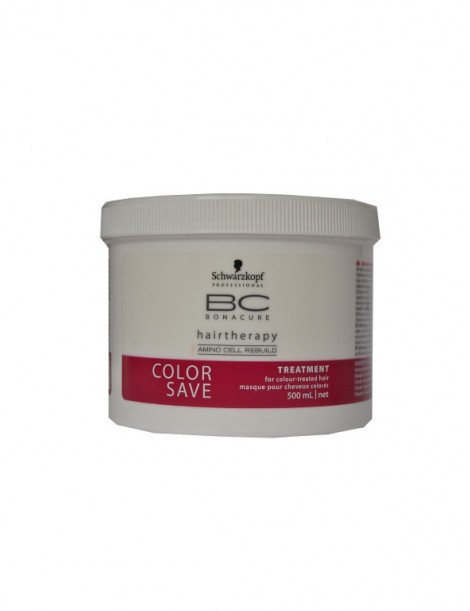 Bonacure tratamiento color save 500 ml Schwarzkopf