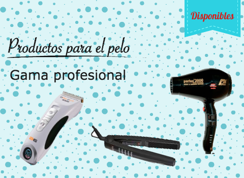Productos gama profesional